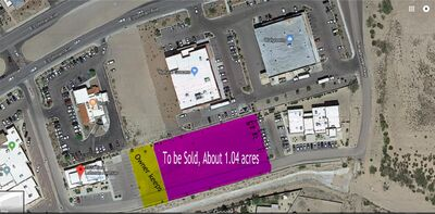 1.04 acre Commercial Lot